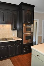 194 best kitchen cabinets images on pinterest home kitchen and home interior black kitchen cabinets the amazing kitchen interior design that forgotten old