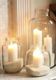 candle centerpiece candle centerpiece wedding diy candles