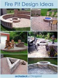 backyard patio ideas with fire pit fire pits and fire features outdoor fire pit seating design ideas