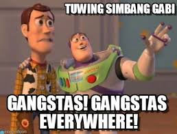 Simbang Gabi Memes - tuwing simbang gabi x x everywhere meme on memegen
