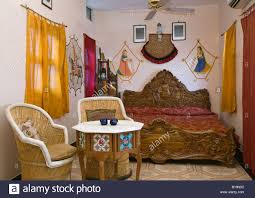 hotel room at yogis guest house which is listed in the lonely