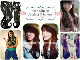 hair clip rambut asli hair clip murah surabaya hair clip murah dan bagus hair clip