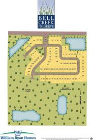 Ruskin Florida Map by Bell Creek Preserve New Homes In Riverview Fl