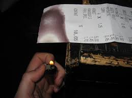 how to write on black paper thermal paper wikipedia