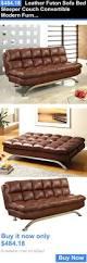 Leather Futon Sofa Living Room Mainstays Futon Beds Walmart Leather Sofa Nice