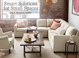 small furniture for small living rooms apartment design ideas inspiration pottery barn