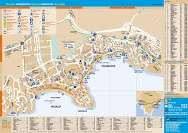 Las Vegas Hotels On The Strip Map by Magaluf Strip All You Need To Know In Your Holidays To Magaluf