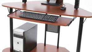 Computer Built Into Desk Extraordinary Image Of Solid Wood Computer Desk With Hutch Fancy