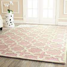 Light Pink Area Rugs Wonderful Light Pink Area Rug With Attractive Pink Rug For Your