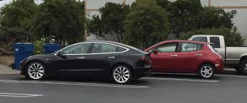tesla model 3 do design features point to self driving car