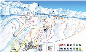 Colorado Ski Map by La Parva Ski Resort Guide Location Map U0026 La Parva Ski Holiday