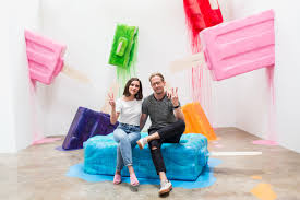 What Is The Hottest Color Museum Of Ice Cream Is The Hottest Ticket In Los Angeles