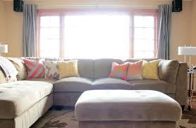 Large Sofa Pillows by Benedetina Pillows On Couch