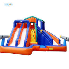 popular pool inflatable water slides buy cheap pool inflatable