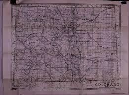 Road Map Colorado by Colorado Pocket Maps Clason Map Company And Other Publishing