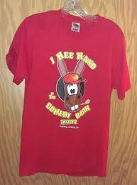 The Comedy Barn Theater Jeff Foxworthy Unisex Xxl T Shirt Maroon Red You Might Own A