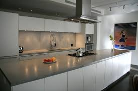 kitchen concrete countertops concrete kitchen countertops pros