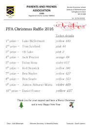 Charity Letter For Raffle Prizes news