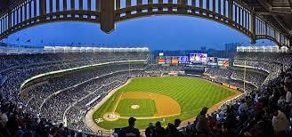 yankee stadium home run lights yankee stadium populous