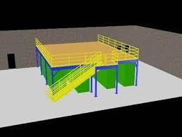 Prefabricated Mezzanines Prefabricated Work Platforms