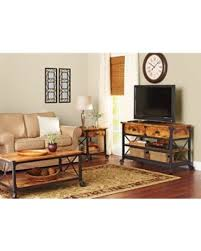 better homes and gardens coffee table big deal on better homes and gardens rustic country living room set