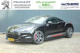 peugeot rcz 2012 used peugeot rcz r your second hand cars ads