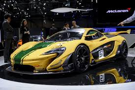 mclaren p1 crash test geneva motor show aston martin mclaren unveil track only cars