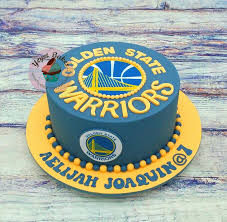 golden state warriors cake for a stephen curry fan cakes pinterest