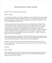 Thank You Letter Email sle thank you letter format 8 exles in word pdf