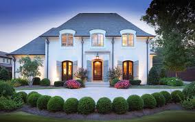 french mediterranean homes french provincial manor custom home in nashville idesignarch