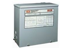 federal pacific te4d9f ft2106 distribution transformer 480v
