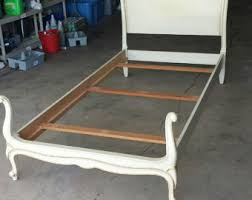 Shabby Chic Twin Bed by Twin Bed Etsy