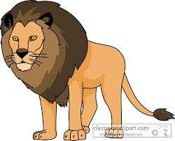 free lion clipart clip art pictures graphics illustrations clipartix