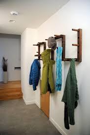 functional and versatile hallway coat rack digsdigs