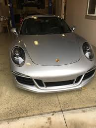 2016 911 gts gt silver 146 890 msrp 7306 miles 106 890