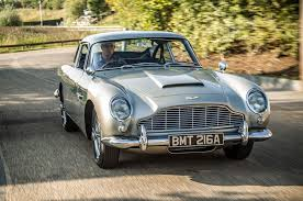 aston martin classic convertible bulletproof driving james bond u0027s aston martin db5 dbs and db10