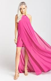 chiffon maxi dress women s southern clothing boutique show me your mumu bronte