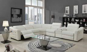 Modern Recliner Sofas Modern Reclining Sectional Foter