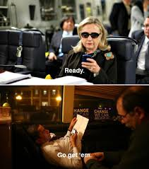 Hillary Clinton Cell Phone Meme - texts from hillary