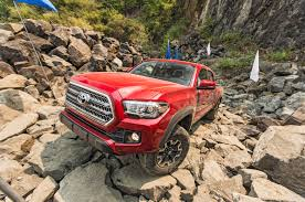 toyota tacoma road wheels 10 most important changes to the 2016 toyota tacoma motor trend