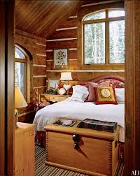 log home interior designs how to elegantly style a log home photos architectural digest
