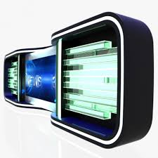 tv studio desk virtual tv studio news desk 5 3d model cgstudio