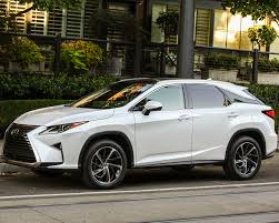 lexus rx 350 luxury package 2017 lexus rx 350 luxury crossover makes advances in safety and