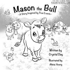 for teachers librarians u0026 parents u2013 mason the bull