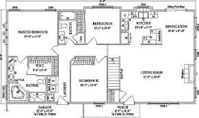 One Floor Open Concept House Plans 30 Barndominium Floor Plans For Different Purpose Barndominium