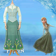 Elsa Halloween Costume Adults Discount Anna Halloween Costume 2017 Anna Halloween