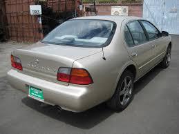 gold nissan car 1995 nissan maxima parts car stk r6209 autogator sacramento ca