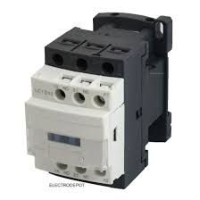 30a contactor 3 pole 110 120v coil motor load 32a lighting 40a