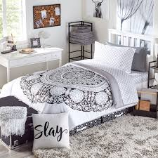 Black And White Bed Sheets Erin Andrews Black And White Mandala Best Bedding Collection