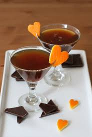 chocolate mint martini chocolate orange martini this chocolate martini daily squeeze